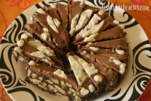 Biscuit Chocolate Cake