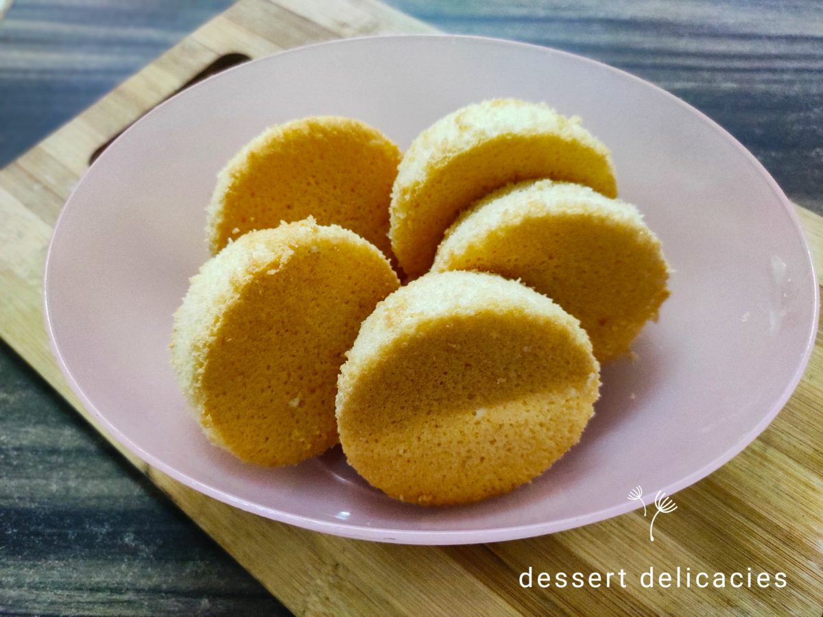 Mini Lemon Cakelettes